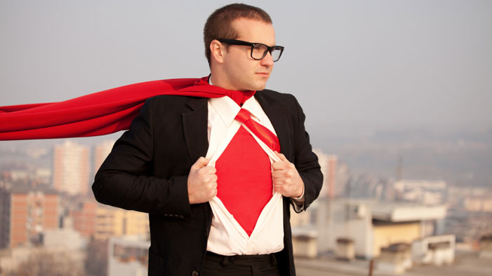 QUIZ: Superhero Day Jobs