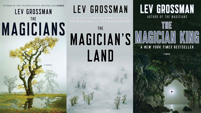 What Makes a Trilogy Tick? An Interview With Lev Grossman