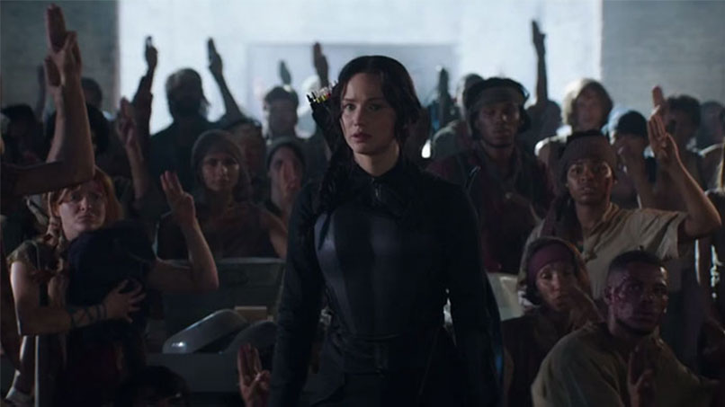 You Will Be ELECTRIFIED by <i>The Hunger Games: Mockingjay Part 1</i> Trailer