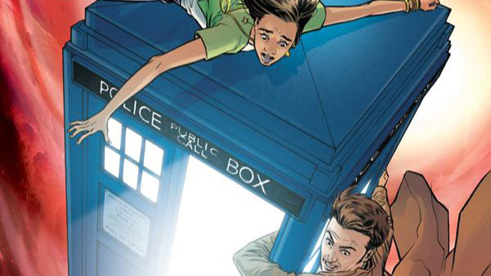 Diverse Companions, Doctors You Might Miss; Catching Up on Titan's new <em>Doctor Who</em> Comics