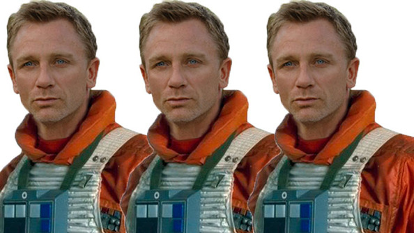 Who Daniel Craig Might Be Playing in <em>Star Wars: Episode VII</em>