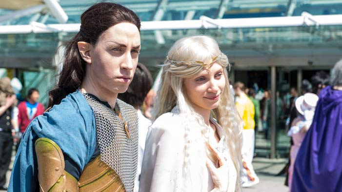 A SPARKLER REPORTS: Who Should Go To FaerieCon?