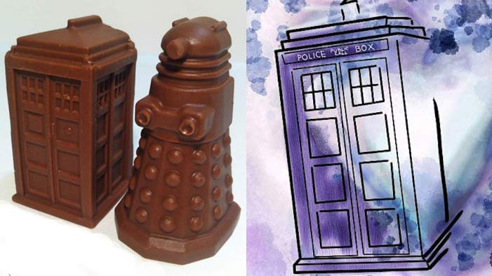 Valentine's Doctor Who Merch We Love!!!