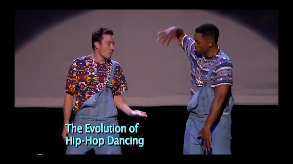 This Video of Will Smith and Jimmy Fallon Is the Best Thing You'll See All Day