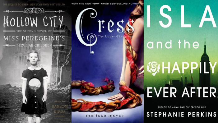 New Year, New YA Books to Get Excited About!
