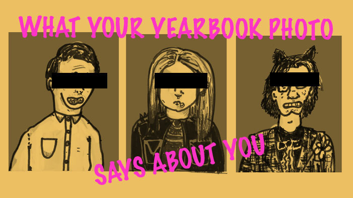 What Your Yearbook Photo Says About You