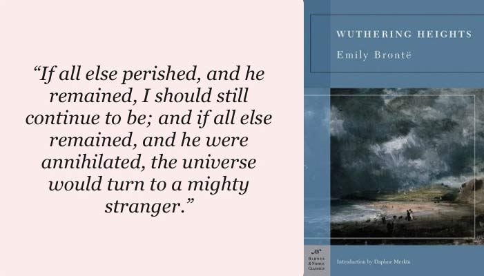 a literary analysis of self loyalty in wuthering heights by bronte A summary of themes in emily brontë's wuthering heights how to write literary analysis suggested essay and often universal ideas explored in a literary work.