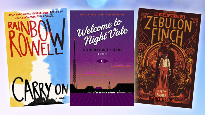 The Geekiest Soon-to-Be-Released YA Books We Crushed on at BEA