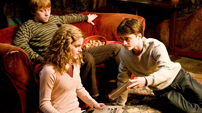 Which Harry Potter World Do You Belong In: The Books, or the Movies?