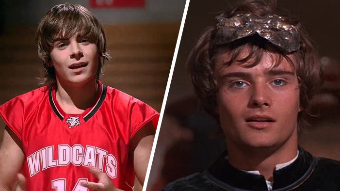 Did Zac Efron Star in <i>Romeo and Juliet</i> in 1968? An Investigation