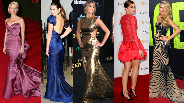 The 50 Best Dresses of 2012