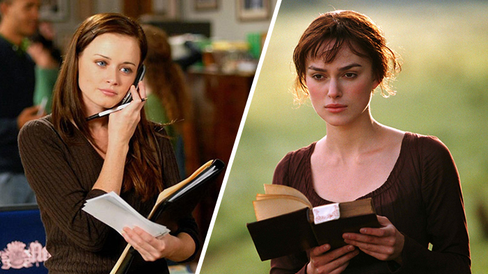 Who Said It: Jane Austen or Rory Gilmore?