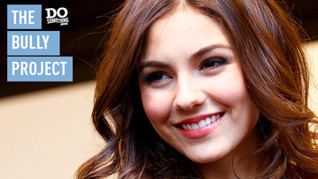 Victoria Justice Answers Our Questions About Bullying, Books, and More!
