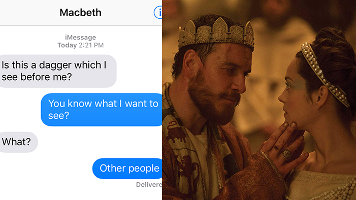 How Fictional Characters Would Break Up With You Over Text