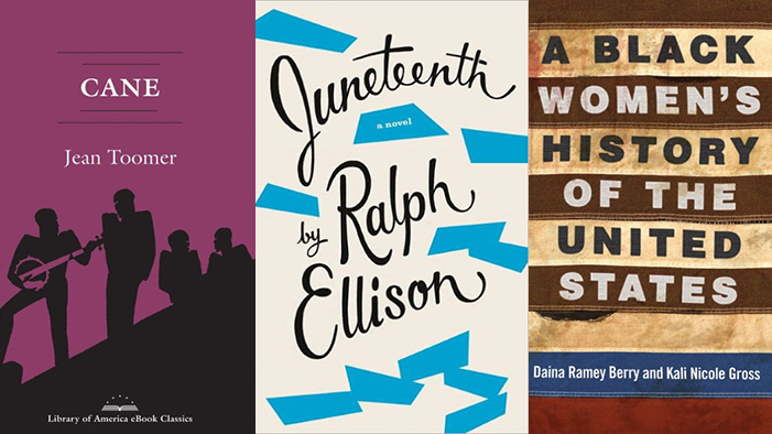 6 Books to Read in Honor of Juneteenth