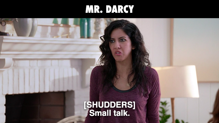 Literary Characters Summed Up in Quotes from <i>Brooklyn Nine-Nine</i>
