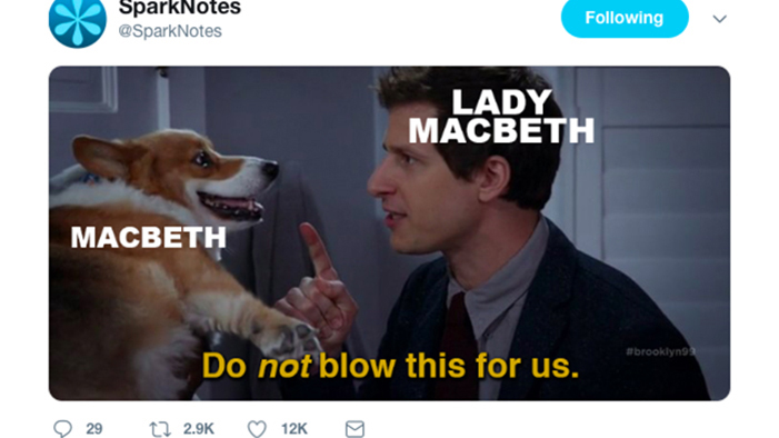 27 of the Funniest Literary Memes on Twitter