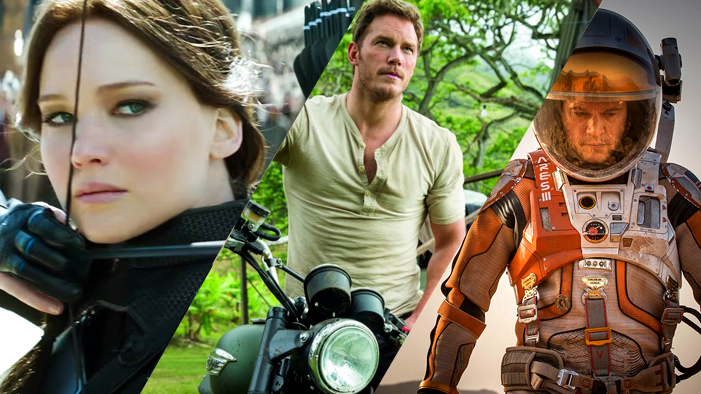 OUR MOVIE MASTER LIST: SparkLife's Top 10 Films of 2015!