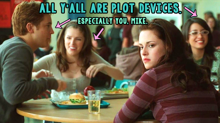 How to Tell If You're Dating a Plot Device