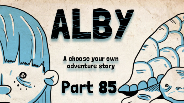 ALBY, a Choose Your Own Adventure Story: Reunions