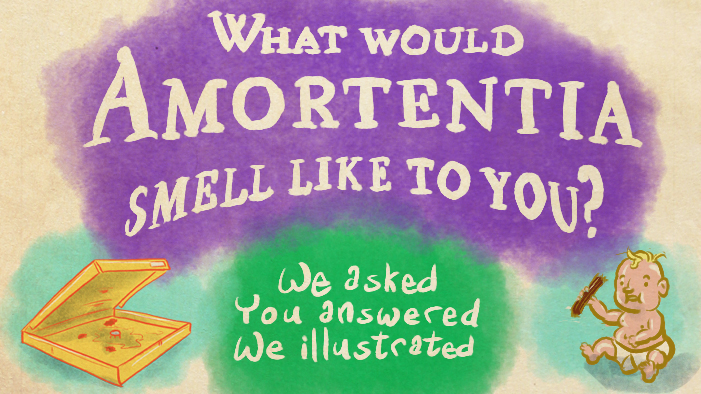 What Would Amortentia Smell Like to YOU? Your Fantastic Answers, IMMORTALIZED IN ILLUSTRATION