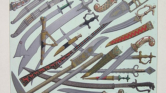 Crazy Ancient Weapons From Around The World!