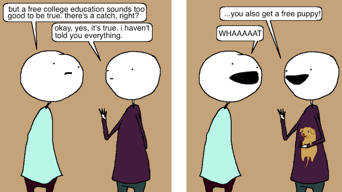 Auntie SparkNotes: Can I Trust My College Judgment?