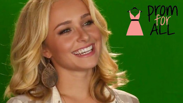 Hayden PanettiereTalks Prom, Harry Potter, and Her Geekiest Habit!