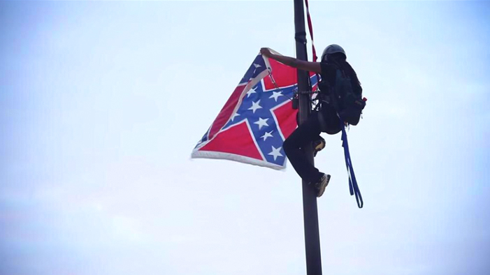 sparklife bree newsome removed the confederate flag became our