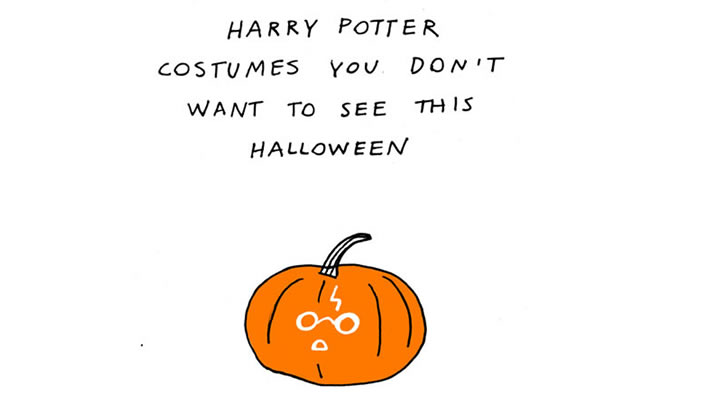 10 <i>Harry Potter</i> Costumes You Don't Want to See This Halloween