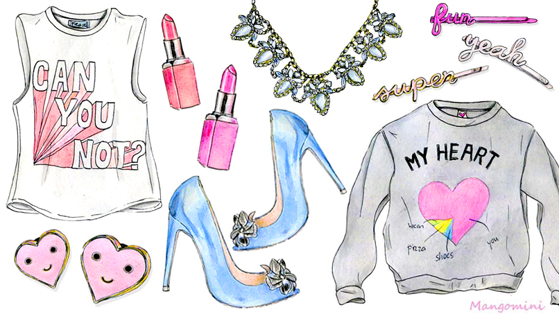 TREAT YO' SELF to the Most ADORBS V-Day Gift Guide EVER!