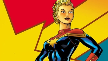 You Must Read Captain Marvel #1