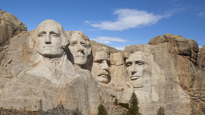A Carsick Person's Thoughts About American Landmarks