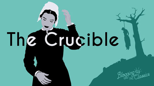 "Blogging <i>The Crucible</i>: Part One-""Stand Close in Case She Flies."""