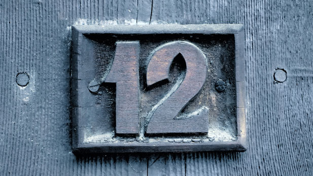 25 Reasons to Celebrate 12/12/12