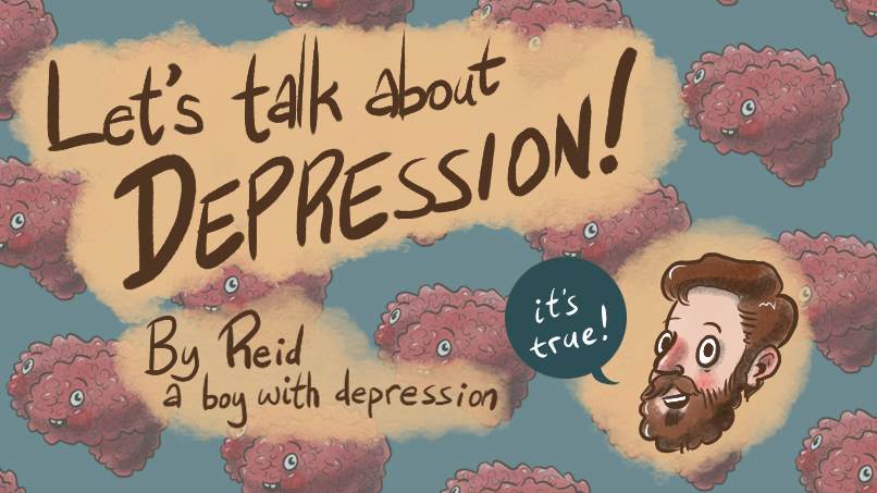 """You Don't Have to Feel This Way"": An Honest Talk About Living with Depression"