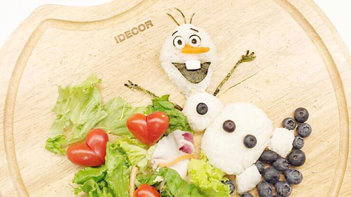 This Fun Food Art Will Make You Hungry For More!
