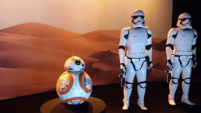 Costumes, Props, And More From Star Wars: The Force Awakens
