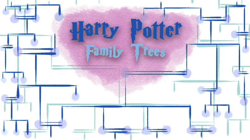 These <em>Harry Potter</em>  Family Trees Are Siriusly the Best (TOO SOON?!)