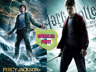 Percy Jackson Vs. Harry Potter