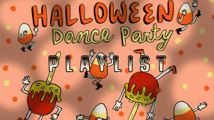Beyond MONSTER MASH: A Halloween Dance Party Playlist