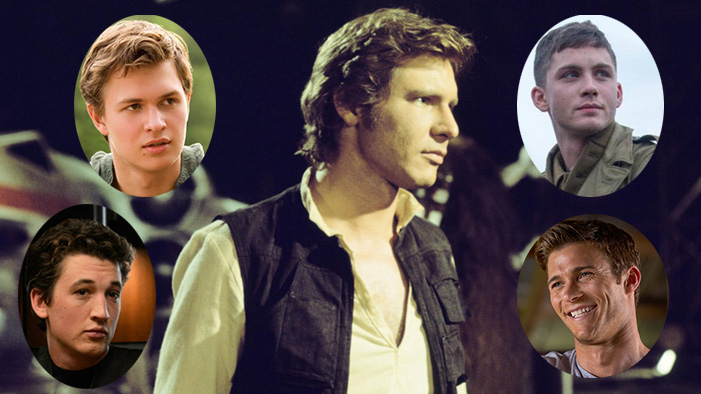 Dreamcasting Han Solo: The Dashing Dudes Who Have (and Shouldn't Have) Made the List!