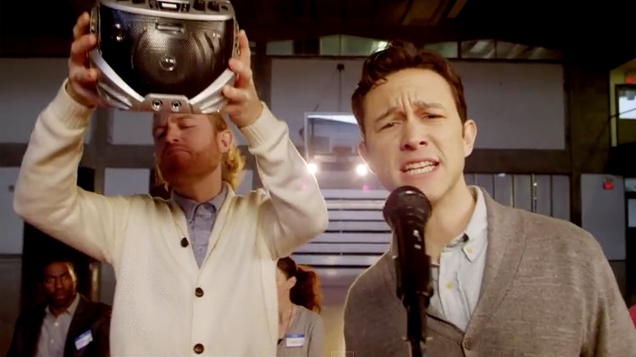 This Weird (But Mostly Adorbs) Video Of JGL Singing About Moms Is the Bomb Diggity