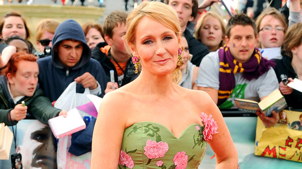 J.K. Rowling Is #TeamMadonna Because She's Everything That's Good in the World