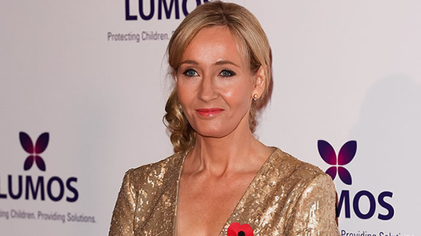 J.K. Rowling's Advice For Writers Is Worth Twelve Of Malfoy