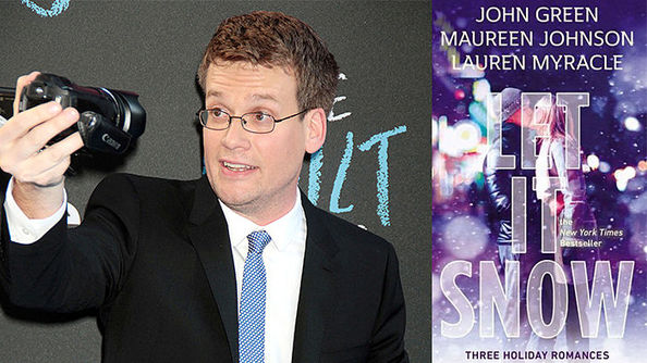 SAVE THE DATE: John Green's Next Movie Is Coming!