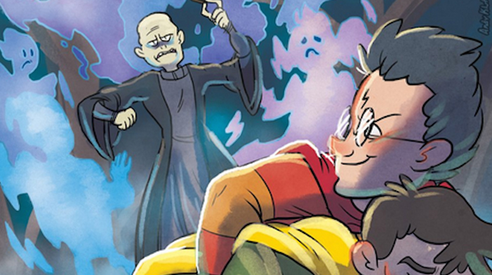 'Harry Potter' From Voldemort's Point of View in This Week's Geeky Twitter!