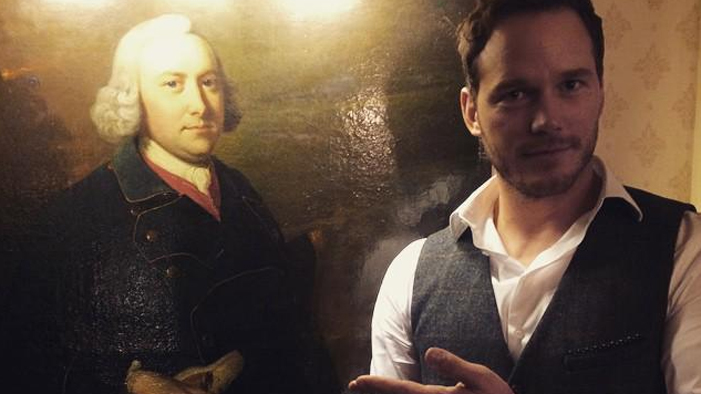 Travel the World with Chris Pratt in This Week's Geeky Twitter!