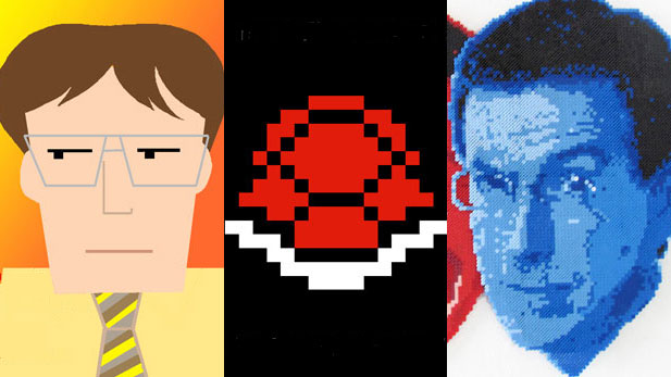 The Epic Pixel Artwork of Kyle McCoy