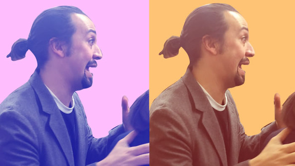 Everything We Learned at a Q&A With Lin-Manuel Miranda Was Beyond Our Wildest Dreams